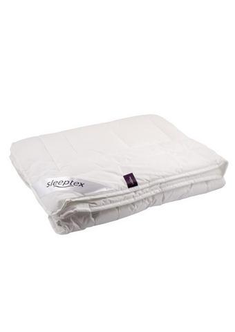 POPLUN CJELOGODIŠNJI - bijela, Konvencionalno, tekstil (140/200cm) - Sleeptex