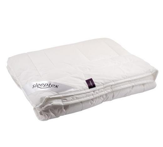 POPLUN LJETNI - bijela, Konvencionalno, tekstil (200/200cm) - Sleeptex