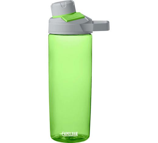 TRINKFLASCHE 0,6 L - Grün, KONVENTIONELL, Kunststoff (0,6l)