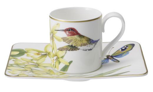 UNTERTASSE - Multicolor, Basics, Keramik (11/14cm) - Villeroy & Boch