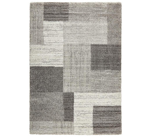 WEBTEPPICH  67/200 cm  Silberfarben   - Silberfarben, Design, Textil (67/200cm) - Novel