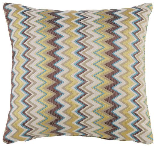 ZIERKISSEN 35/35 cm - Multicolor, Design, Textil (35/35cm)