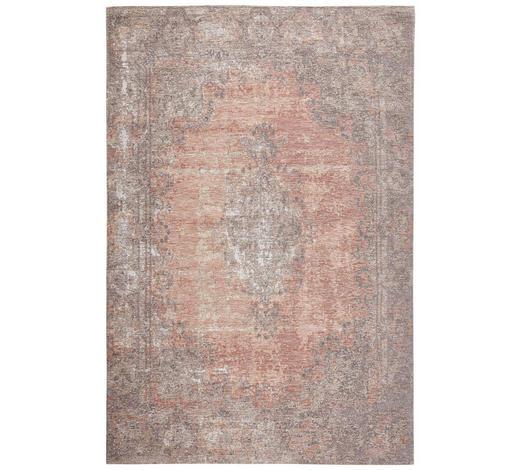 VINTAGE-TEPPICH  155/230 cm  Rosa, Beige   - Beige/Rosa, Textil (155/230cm) - Novel