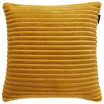 KISSENHÜLLE Goldfarben, Honig 48/48 cm  - Goldfarben/Honig, Basics, Textil (48/48cm) - Novel