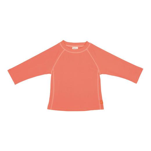 BADESHIRT - Orange, Basics, Textil (L) - Lässig