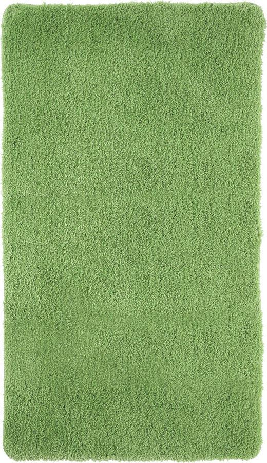 BADEMATTE in Grün 60/90 cm - Grün, Basics, Weitere Naturmaterialien/Textil (60/90cm) - Esposa