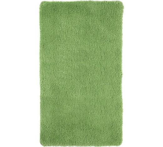 PŘEDLOŽKA KOUPELNOVÁ, 60/90 cm, zelená - zelená, Basics, textil/přírodní materiály (60/90cm) - Esposa