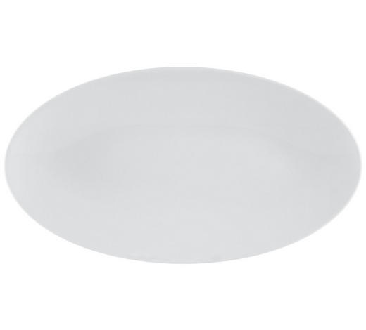 SERVÍROVACÍ PODNOS - bílá, Design, keramika (33/18cm) - Seltmann Weiden