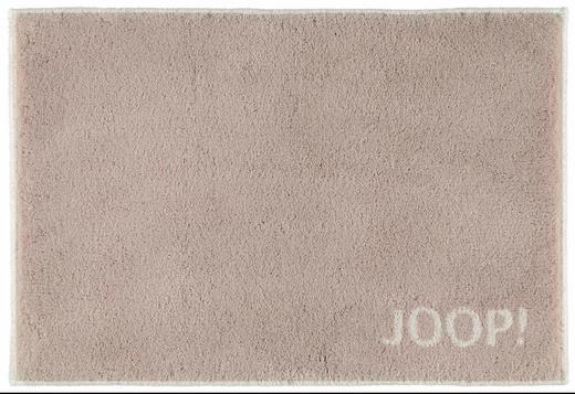 BADTEPPICH  Naturfarben  50/60 cm - Naturfarben, Design, Kunststoff/Textil (50/60cm) - Joop!