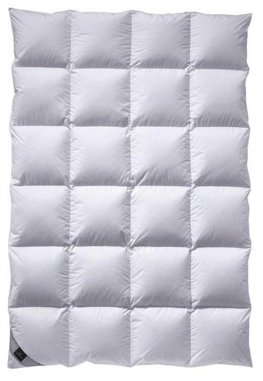 KASSETTENDECKE 140/220 cm - Weiß, Basics, Textil (140/220cm) - Billerbeck
