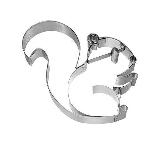 KEKSAUSSTECHFORM - Edelstahlfarben, Basics, Metall (8,7/2,5/10cm) - Birkmann