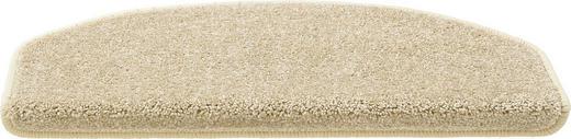 STUFENMATTE in Beige - Beige, KONVENTIONELL, Textil (28/65cm) - Esposa