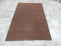 LEDERTEPPICH 160/230 cm - Braun, LIFESTYLE, Leder/Textil (160/230cm) - Linea Natura