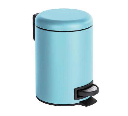 TRETEIMER 3 L  - Blau/Schwarz, Basics, Kunststoff/Metall (17/25cm)
