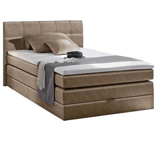 Boxspringbett 120x200 Cm Mit Bettkasten Kaufen