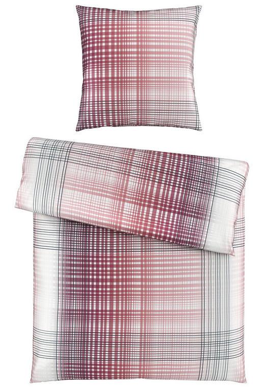 BETTWÄSCHE Satin Beere 155/220 cm - Beere, Basics, Textil (155/220cm) - Novel