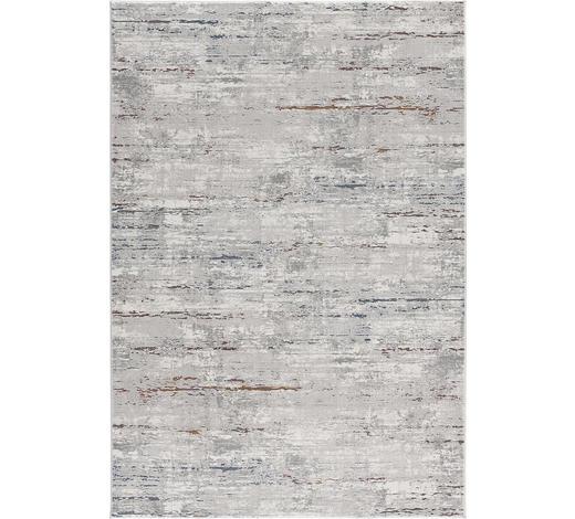 WEBTEPPICH  80/150 cm  Grau, Weiß   - Weiß/Grau, Design, Textil (80/150cm) - Novel