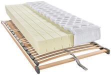 MATRATZENSET 90/200 cm - Birkefarben, Basics, Holz (90/200cm) - Novel