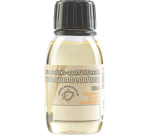 DIFFUSER  Orange  - Klar/Beige, Basics (100ml)