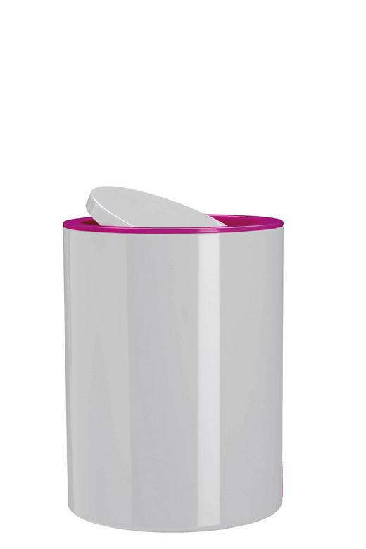 KOSMETIKEIMER Kunststoff - Pink, Basics, Kunststoff (11/15cm) - Kleine Wolke