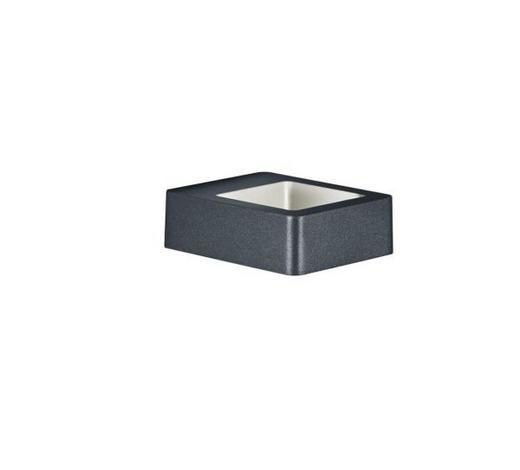 AUßENWANDLEUCHTE - Basics, Metall (12,0/4,5cm)