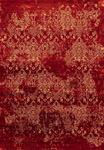 VINTAGE-TEPPICH  - Rot, LIFESTYLE, Textil (80/150cm) - Novel