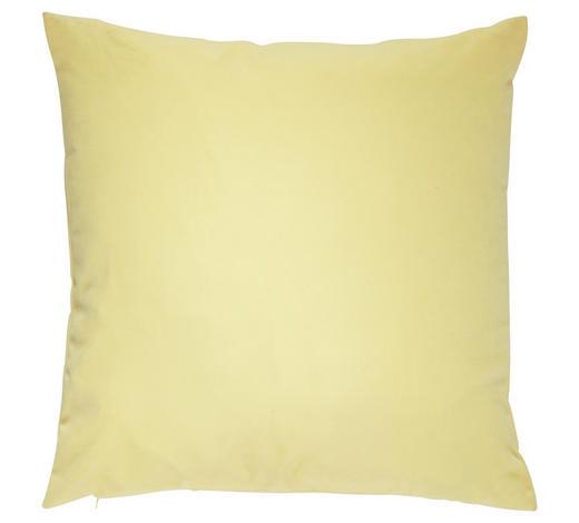ZIERKISSEN 50/50 cm - Gelb, Basics, Textil (50/50cm) - Novel