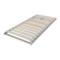 LATTENROST 90/200 cm   Birke Echtholz - Transparent/Birkefarben, KONVENTIONELL, Holz/Kunststoff (90/200cm) - Schlaraffia