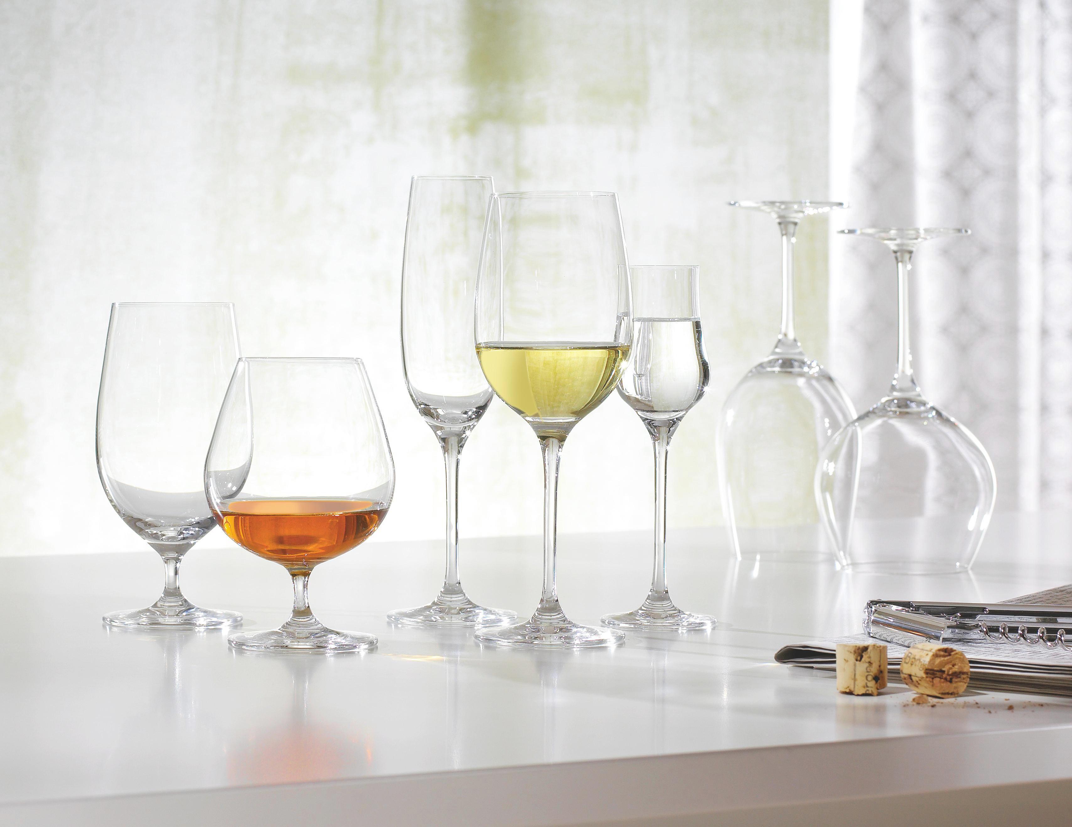 KOZAREC ZA VODO CIAO+ - prozorna, Konvencionalno, steklo (7.5/13cm) - LEONARDO
