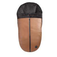 VREČA ZA NOGE FLAIR CAMEL - rjava, Basics, tekstil (61/40/67,5cm) - Mima