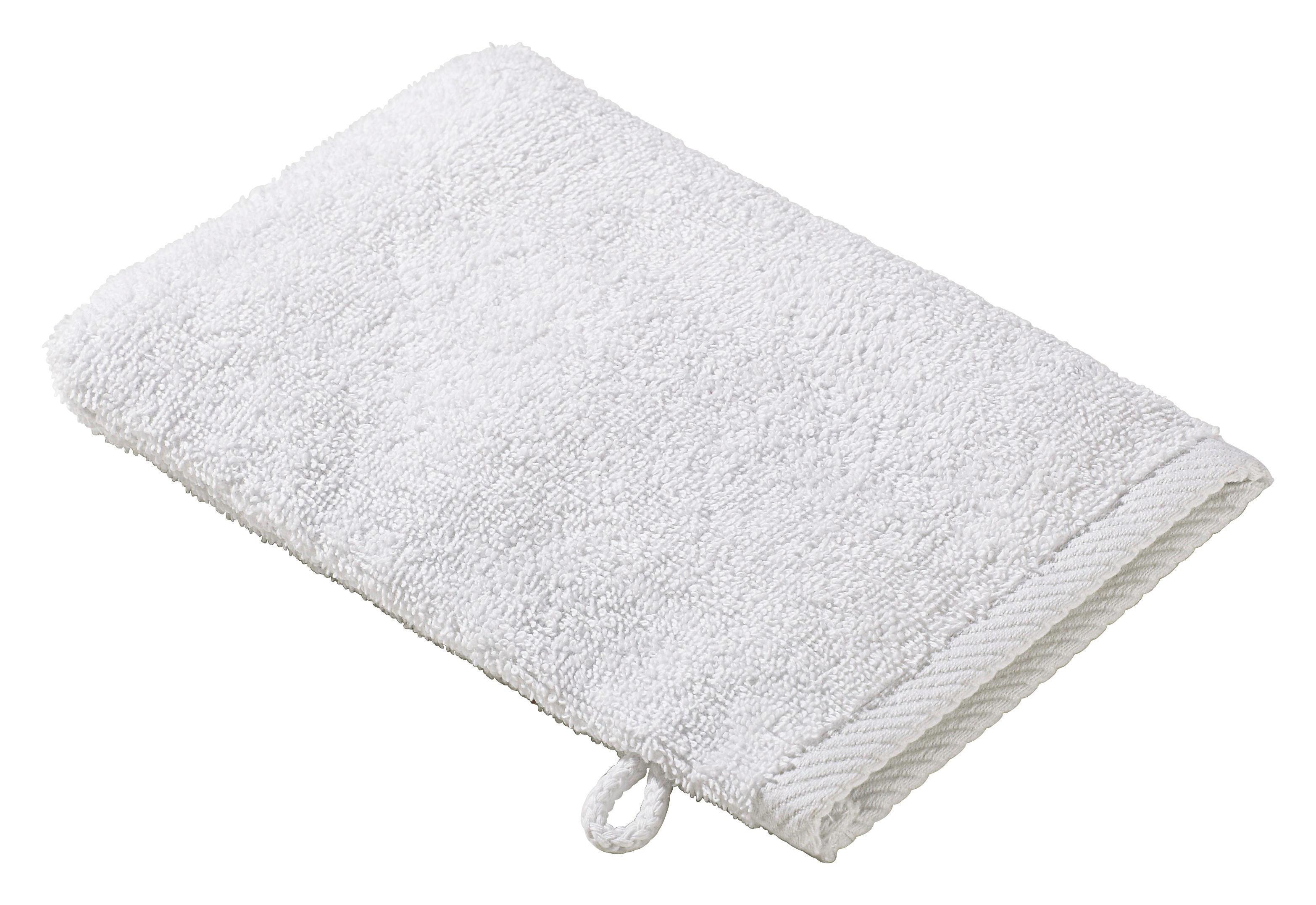 TVÄTTHANDSKE - vit, Basics, textil (16/22cm) - ESPOSA
