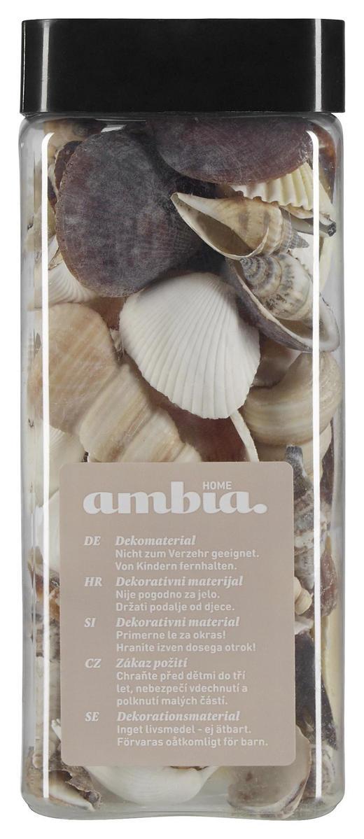 DEKORSTENAR - Basics, ytterligare naturmaterial (0,55l) - AMBIA HOME