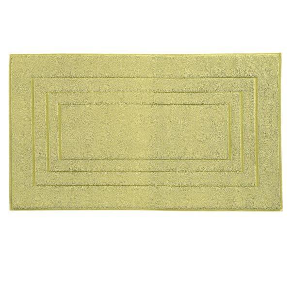 BADEMATTE  Hellgrün  67/120 cm - Hellgrün, Basics, Textil (67/120cm) - VOSSEN