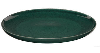 Plitvi krožnik saisons - zelena, Basics, keramika (31cm)