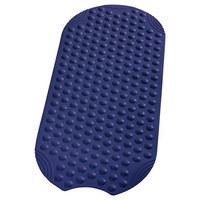 DUSCHEINLAGE Kunststoff  - Blau, Basics, Kunststoff (38/89cm)