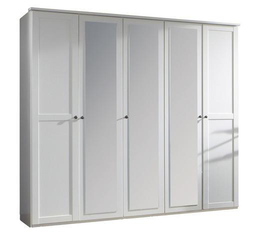 Kleiderschrank 5 Türig Weiß Online Kaufen Xxxlutz