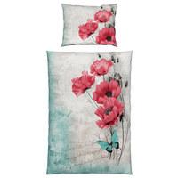 BETTWÄSCHE 140/200 cm - Hellrot, Trend, Textil (140/200cm) - Esposa