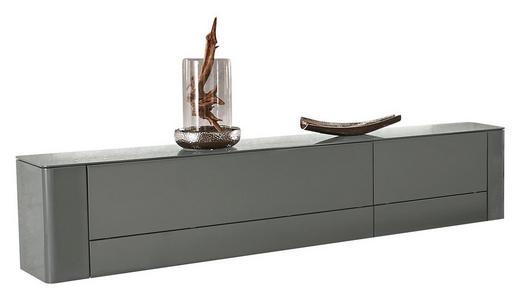 Sideboard hängend grau  LOWBOARD Hochglanz, lackiert Grau online kaufen ➤ XXXLutz