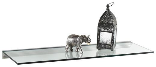 WANDBOARD Transparent - Transparent, Basics, Glas (90/30cm)