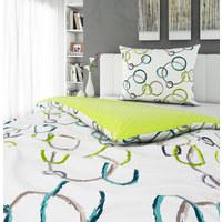 POSTELJINA 140/200 cm  - zelena, Konvencionalno, tekstil (140/200cm) - Esposa