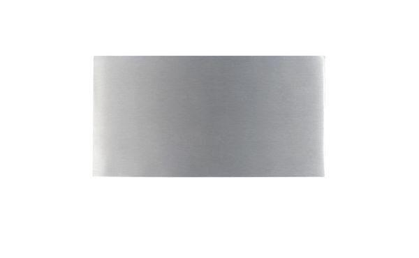 LED VÄGGLAMPA - Design, metall (12/5/19cm)