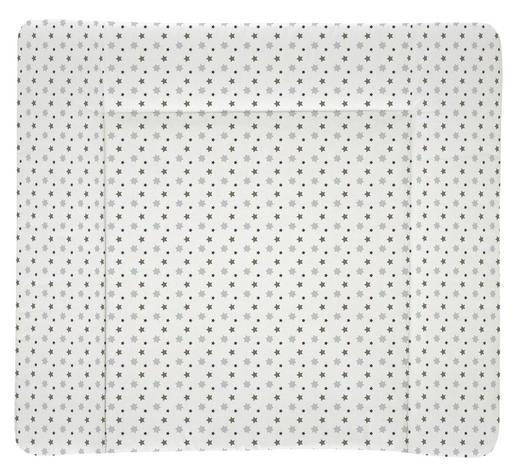 WICKELAUFLAGE - Grau, Basics, Kunststoff/Textil (75/85cm) - Träumeland