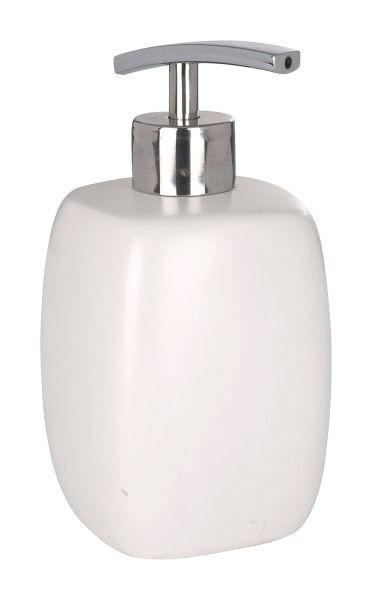 SEIFENSPENDER - Weiß, Basics, Keramik (8/15,5/8cm)