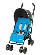 BUGGY Slim Comfort Set - Blau/Schwarz, KONVENTIONELL, Textil/Metall (47/84/105cm) - Safety 1st