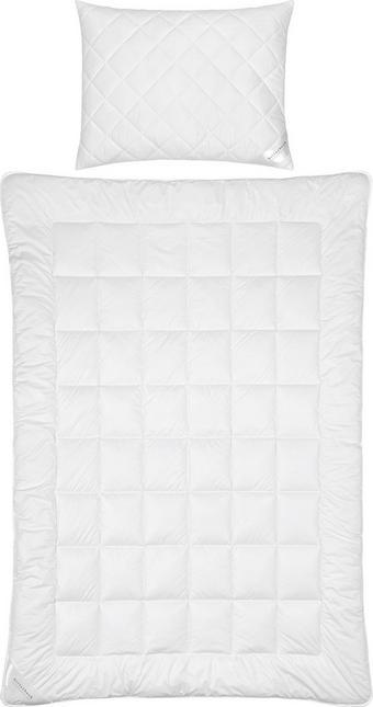 BETTENSET 135-140/200/ cm - Weiß, Basics, Textil (135-140/200/cm) - Billerbeck