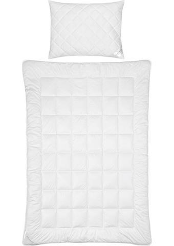 BETTENSET 135-140/200 cm  - Weiß, Basics, Textil (135-140/200cm) - Billerbeck