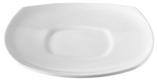UNTERTASSE - Weiß, Basics, Keramik (14,5cm) - Novel