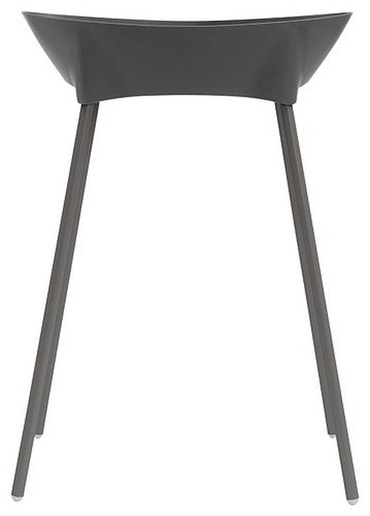 Luma Badewannenständer - Dunkelgrau, Basics, Kunststoff/Metall (62/25/84cm) - BEBE JOU