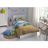 KINDERBETTWÄSCHE Renforcé Multicolor 135/200 cm  - Multicolor, Basics, Textil (135/200cm)