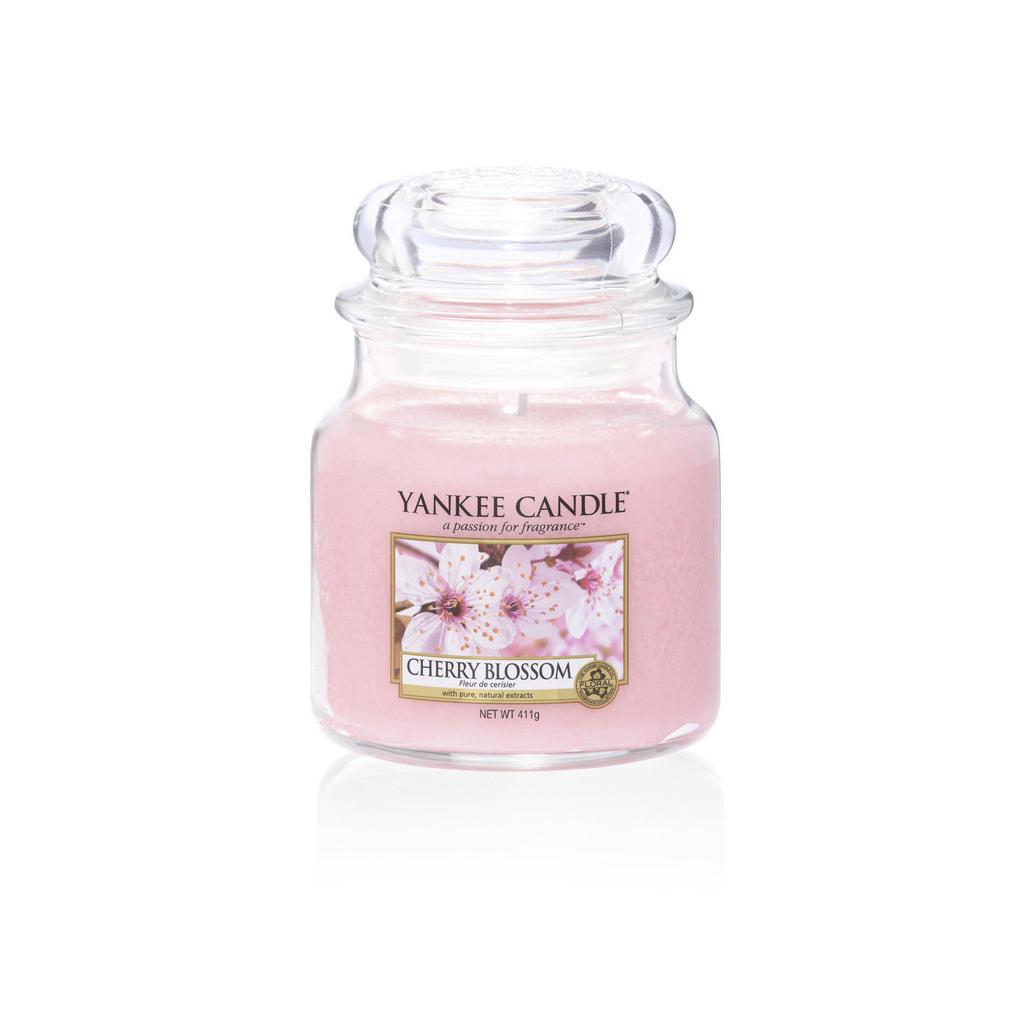 Yankee Candle Duftkerze yankee candle cherry blossom